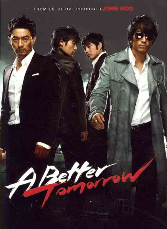 BETTER TOMORROW BY TI,LUNG (DVD)
