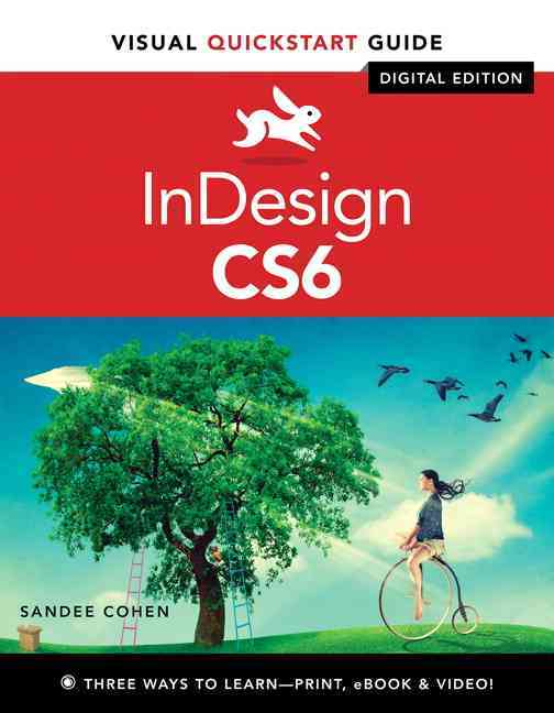 Indesign Cs6 By Cohen, Sandee
